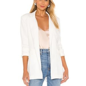 New revolve | Nbd niko blazer white small